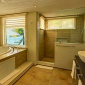 Seaview Room Bathroom