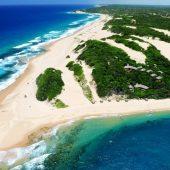 Machangulo Beach Lodge Aerial