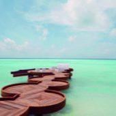 Lux South Ari Atoll Deck