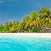 Lux South Ari Atoll beach 1
