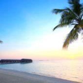 Lux South Ari Atoll water villas