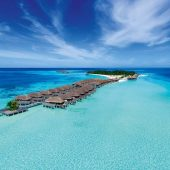 Constance Moofushi Aerial view