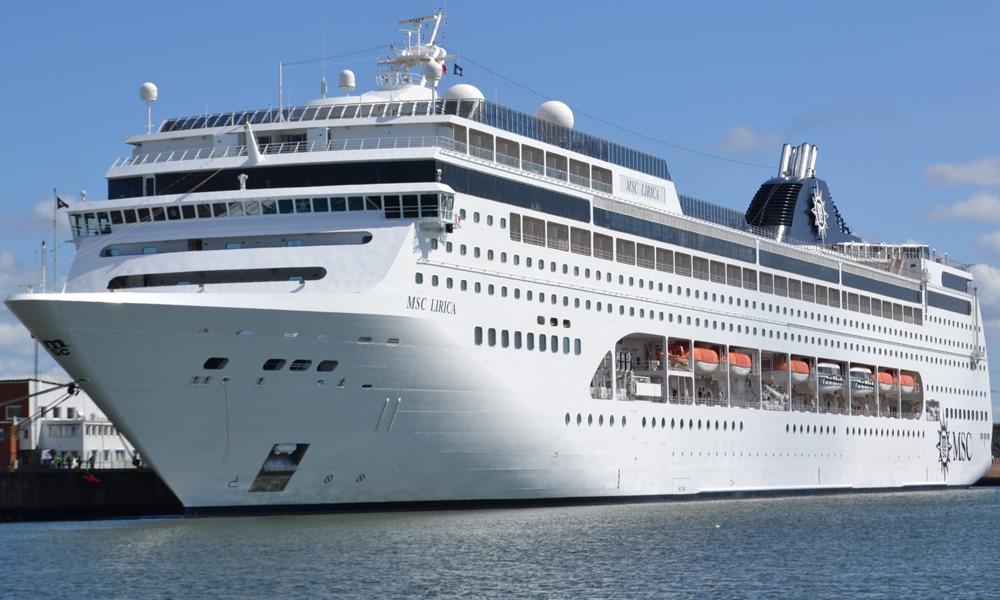 Msc Cruises Msc Lirica 2020 United Arab Emirates 11 Nights From