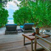 Constance Moofushi Beach villa