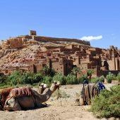 Ksar Ait Ben Haddou, ourzazate Morocco