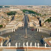 st peters square_vatican city