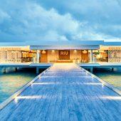 Riu Atoll entrance
