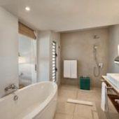 Preskil Resort Prestige Room Bathroom
