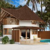 Cinnamon Dhonveli beach accommodation