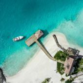 Hard Rock Maldives Jetty