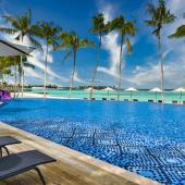 Hard Rock Maldives Main pool